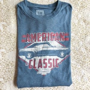 "GM ""American Classic"" T-Shirt Men's Large"